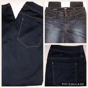 Ana Jeans - Size 16W (36 X 31) - Skinny